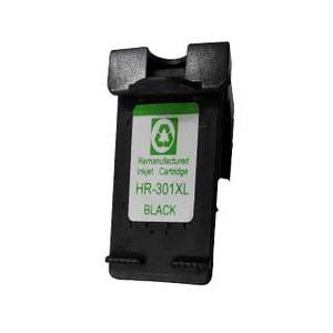 Wholesale printer cartridge: Compatible HP 301XL CH563EE (For Europe Printers) Remanufactured Black Cartridges