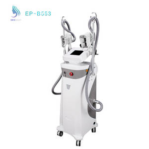 Wholesale radio frequency therapy: Cavitation RF Cryolipolysis 4 in 1 Slimming Machine