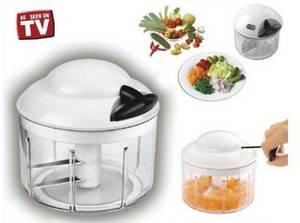 Wholesale Food Cutters & Slicers: Easy Food Chopper As Seen On TV Swizzz Prozzz Chopper