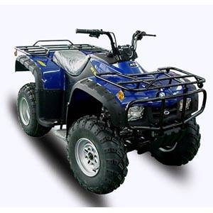 250cc atv with jianshe yamaha engine epa dot