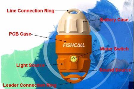 fish call (fish attractor) - 3012701. buy fish, call, attractor - ec21, Reel Combo