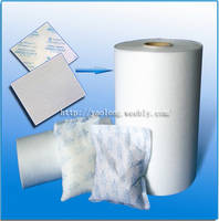 Sell PET spunbond nonwoven for desiccant packaging materials