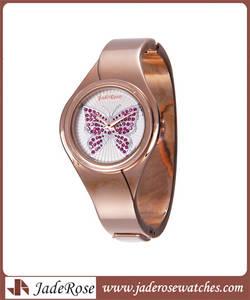 Wholesale swiss movement: Bracelet Alloy Watch Woman Watch (RB3201)