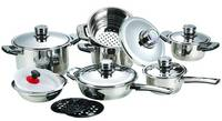 16 PCS Cookware  Sets(WW-C002)