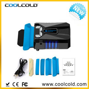 Wholesale usb game controller: Coolcold Gaming Vacuum Laptop Cooler