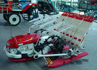 Transplanter Walking Type