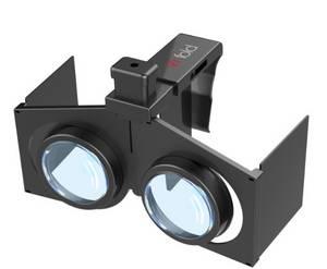 Wholesale 3d glasses 3d movie: Mini Portable Fold VR 3D Glasses Google 3D Movies