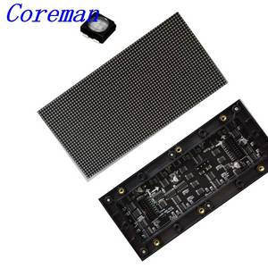 Wholesale led panel: P2 P2.5 P3 P4 P5 P6 P8 P10 Full Color LED Module Panel Indoor Outdoor Rgb SMD LED Wall Board