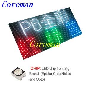 Wholesale full color led display: SMD Full Color Video LED Module 3535 3528 2121 for Indoor Outdoor LED Display P10 P8 P6 P5 P4 P3 P2