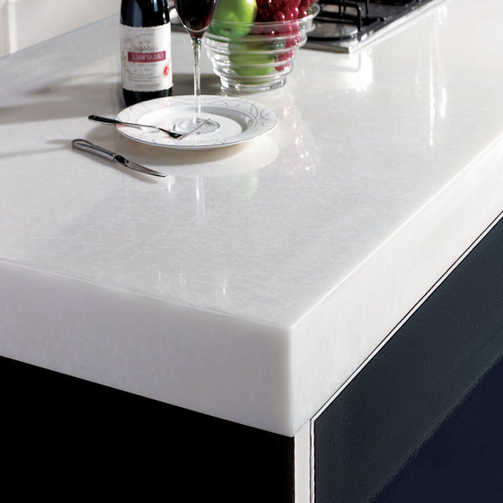 Best Price Corian Solid Surface Kitchen Countertop From