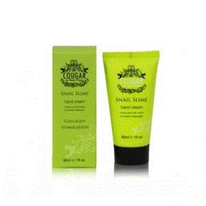 Wholesale mid: Cougar Snail Slime Hand Cream