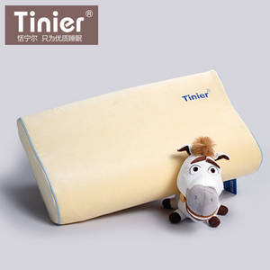 Wholesale memory pillow: High Quality Slow Bounce Memory Foam Therapy Pillow,Silicone Gel Neck-protected Pillow, Memory Foam