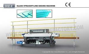Wholesale Glass Processing Machinery: Glass Straight Line Edging Machine