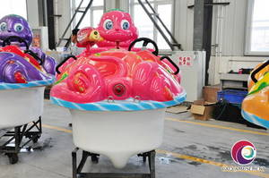 Wholesale water cannon: Octopus Splash Battle Boat, Electric Bumper Boat, Kids Inflatable Bumper Boat, Water Park