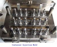Plastic Container Injection Mold CIM01