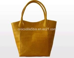 Wholesale handbags: Genuine Crocodile Leather Ostrich Leather Python Leather