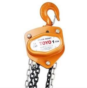 Wholesale Hoists: Manual Chain Hoist
