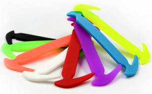 Wholesale Shoelaces: Silicone No Tie Lazy Shoelaces
