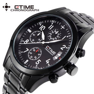 Wholesale fashion watch: CTIME Men Fashion Casual Watches Glow in Dark Quartz Wrist Watches