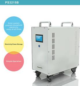 Wholesale solar power station: 1500W All-in-one Solar Power System Solar Power Station with Lithium Battery