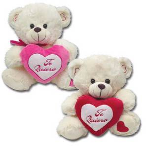 Wholesale Stuffed & Plush Toys: Valentines Day Gifts Bears with Heart