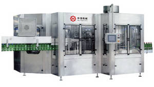 Wholesale filling machine: Carbonated Drink Filling Machine