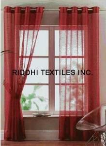 Wholesale sheer curtain: Sheer Curtains
