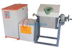 Wholesale gold smelting furnace: 1-50kg Precious Metal Melting Furnace (KGPS-25)