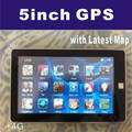 Sell 5inch GPS Navigation FM 128M Lastest Map+Build in 4G 519