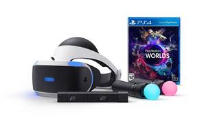 Wholesale packing box: New_PlayStation' VR Launch Bundle