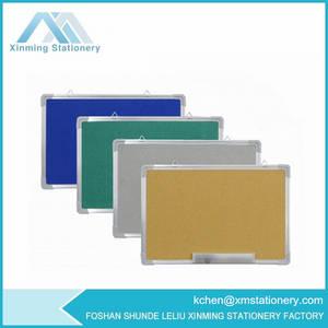 Wholesale bulletin board: Fabric Bulletin Board Decorative Fabric Bulletin Board Movable Bulletin Boards