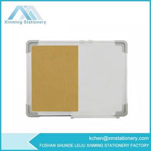 Wholesale cork board: Half Whiteboard Half Cork Board Combo Board