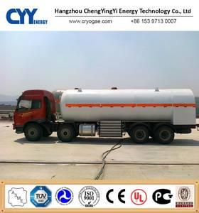 Wholesale semi trailer: Cryogenic Liquid Semi-Trailer