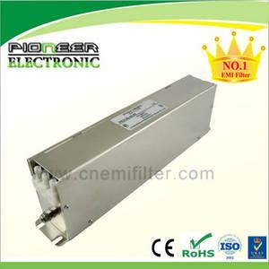 Wholesale emi filter: PE3120-30-50 30A 275V/480V AC Emi Emc Filter for Elevator