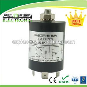 Wholesale emi filter: PE2600-16-01 16A 120V/250V AC Emi Emc Filter for Vacuum Cleaners