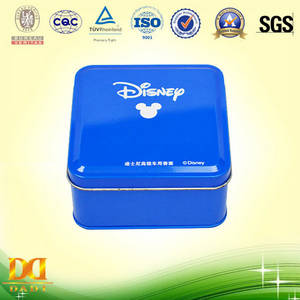 Wholesale china container: China Tin Can,Square Tin Box, Laser  Tin Container Supplier
