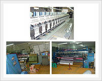 Embrodery & Quilting Machinery