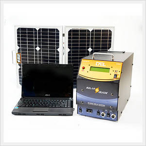 Wholesale Solar Energy Systems: Portable Solar Power Generator (SOLAR GUIDE 1200)