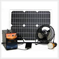 Portable Solar Power Generator (SOLAR GUIDE 140D)