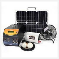 Portable Solar Power Generator (SOLAR GUIDE 280D)