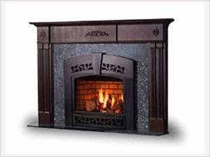 Wholesale Stone Carving and Sculpture: Electric Fireplace