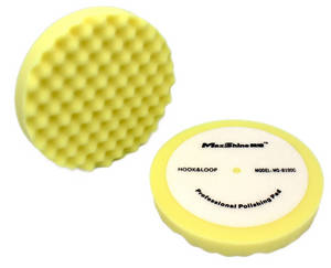 Wholesale foam pad: Meguiar Flat Style Foam Polishing Pad Cutting Pad Buffing Pad for Car MS-B150-C