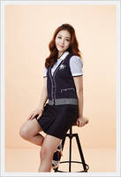 Women's Office Uniform : Model No. AM907