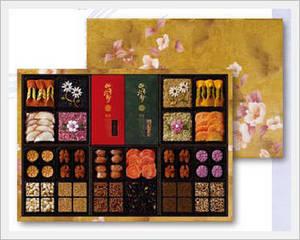 Wholesale korean sweets set: Traditional Korean Sweets Set (Manhyang)