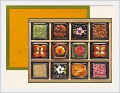 Wholesale sweet cookie: Traditional Korean Sweets Set (Cookies)