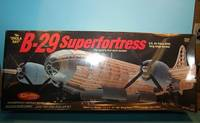 Guillow's B-29 Superfortress, Balsa Model Kit, 2005