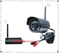 2012 IR Quad View Digital Wireless Security Camera
