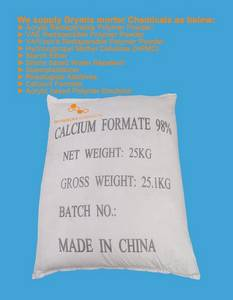 Wholesale safety mask: Calcium Formate Feed%Industrial Grade