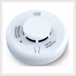 Wholesale Heat Detector: Single Station Type Fire Alarm Detector [DK-T100]