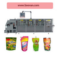Food Packing Machine with BHD-240S Packaging Machinery